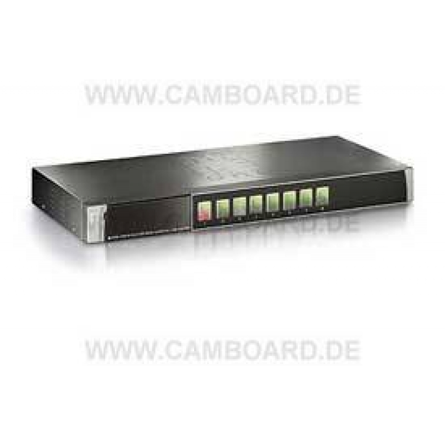 KVM-0820 8-Port KVM-Switch USB
