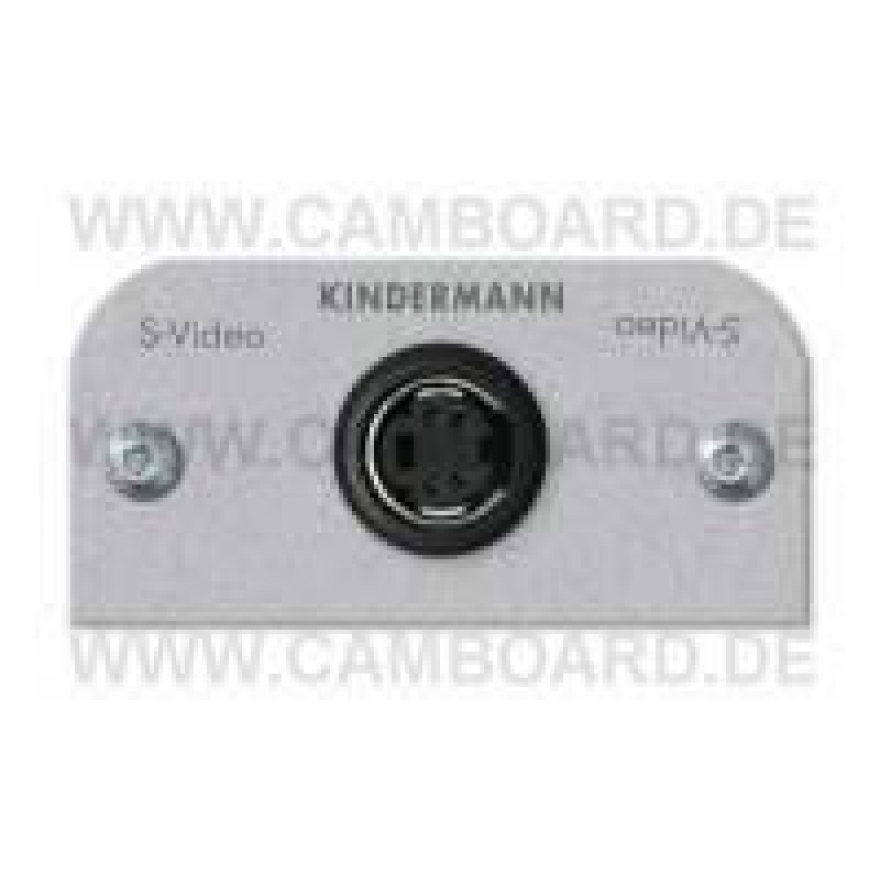 Kindermann S-Video Blende