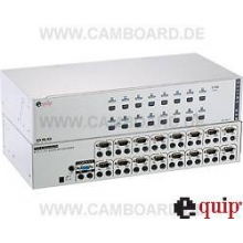 KVM Switch Desktop 16/1