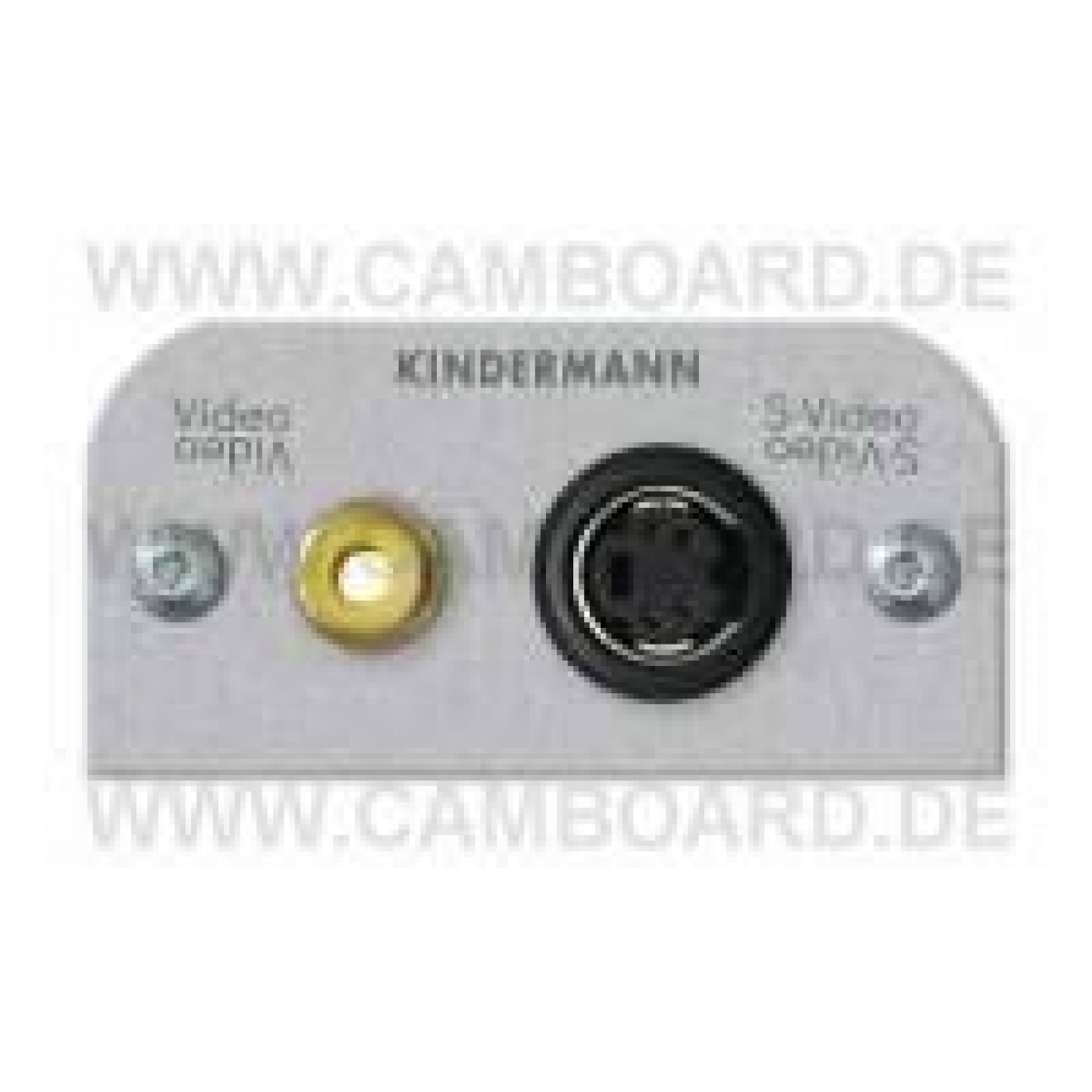 Kindermann Video/SVideo Blende L